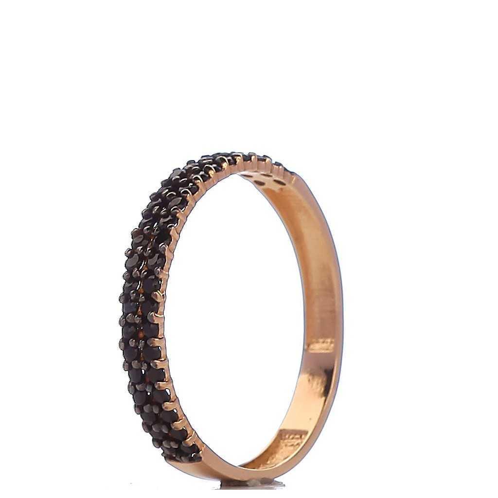 Auksinis žiedas 004690100150 - Auksiniai žiedai - Goldinga