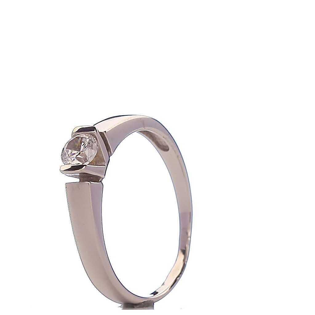 Auksinis žiedas 00588 - Auksiniai žiedai - Goldinga