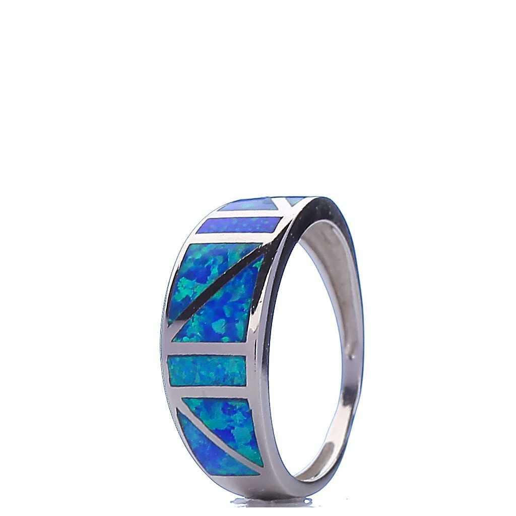 Sidabrinis žiedas 000307100310 - Sidabriniai žiedai - Goldinga