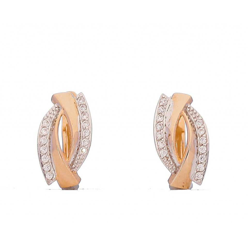 Auksiniai auskarai 005708900209 - Auksiniai auskarai - Goldinga