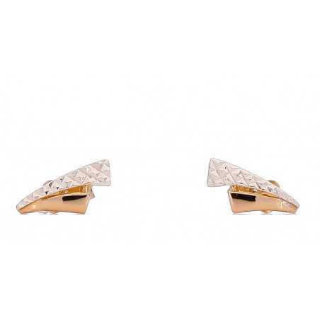 Auksiniai auskarai 00417 - Auksiniai auskarai - Goldinga