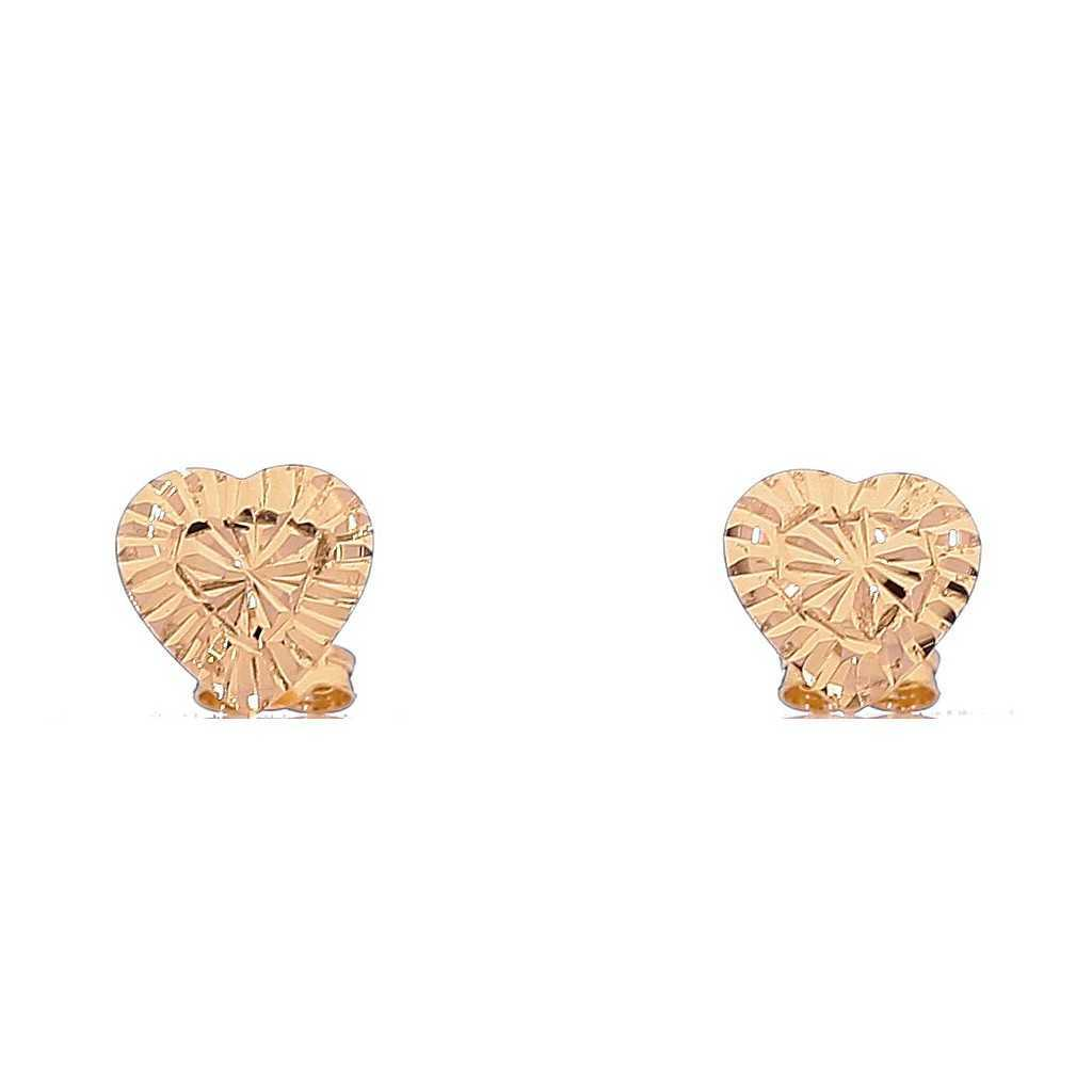 Auksiniai auskarai 00226 - Auksiniai auskarai - Goldinga