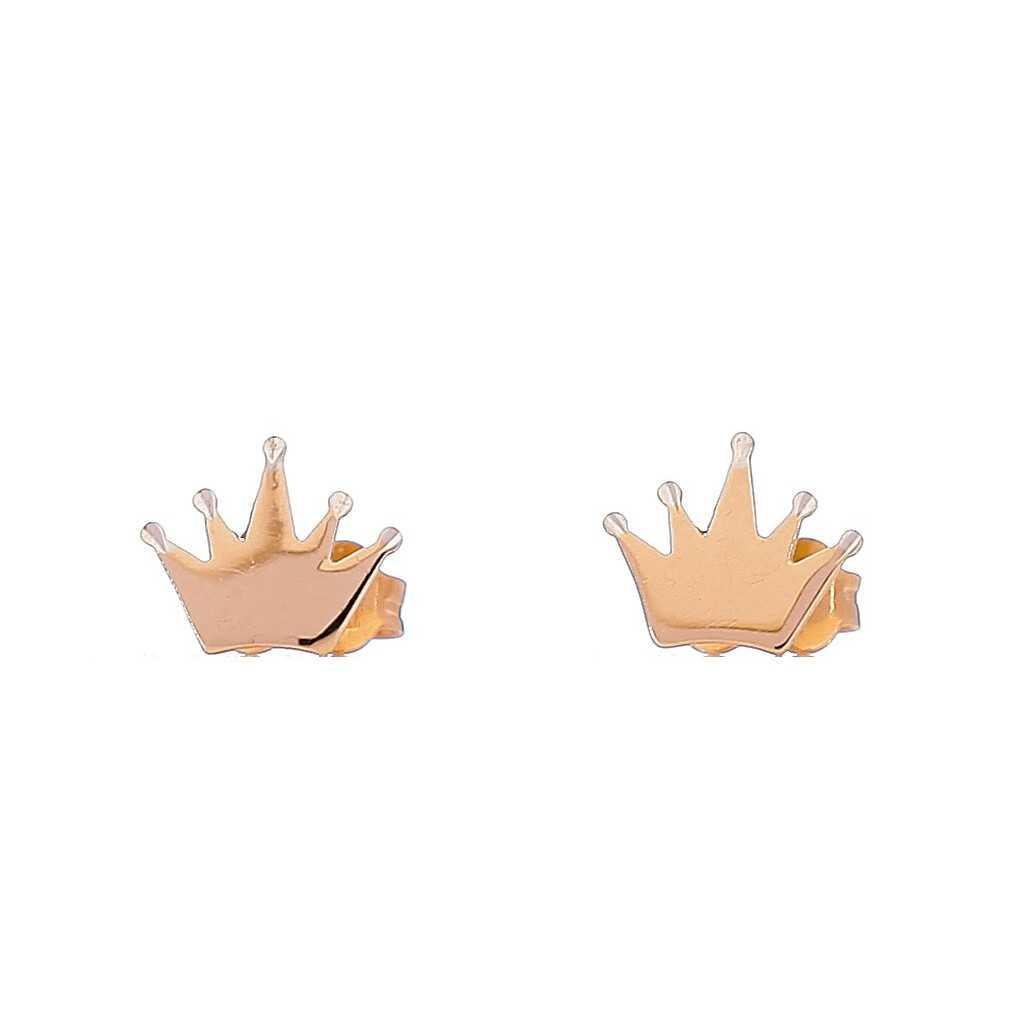 Auksiniai auskarai 00420 - Auksiniai auskarai - Goldinga