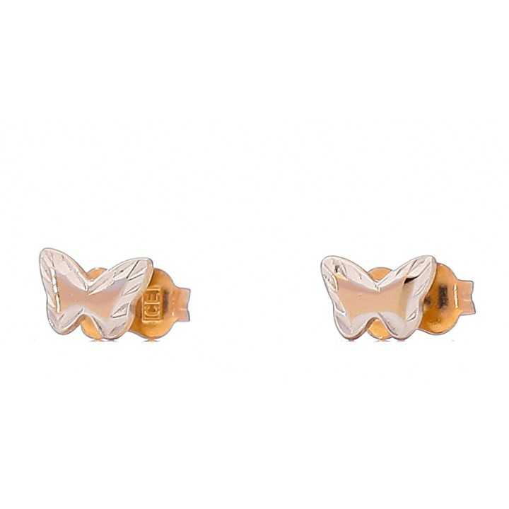 Auksiniai auskarai 00422 - Auksiniai auskarai - Goldinga