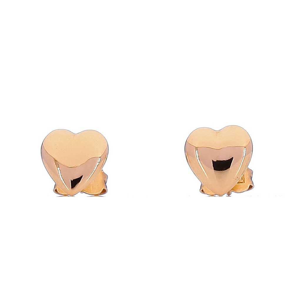Auksiniai auskarai 00225 - Auksiniai auskarai - Goldinga