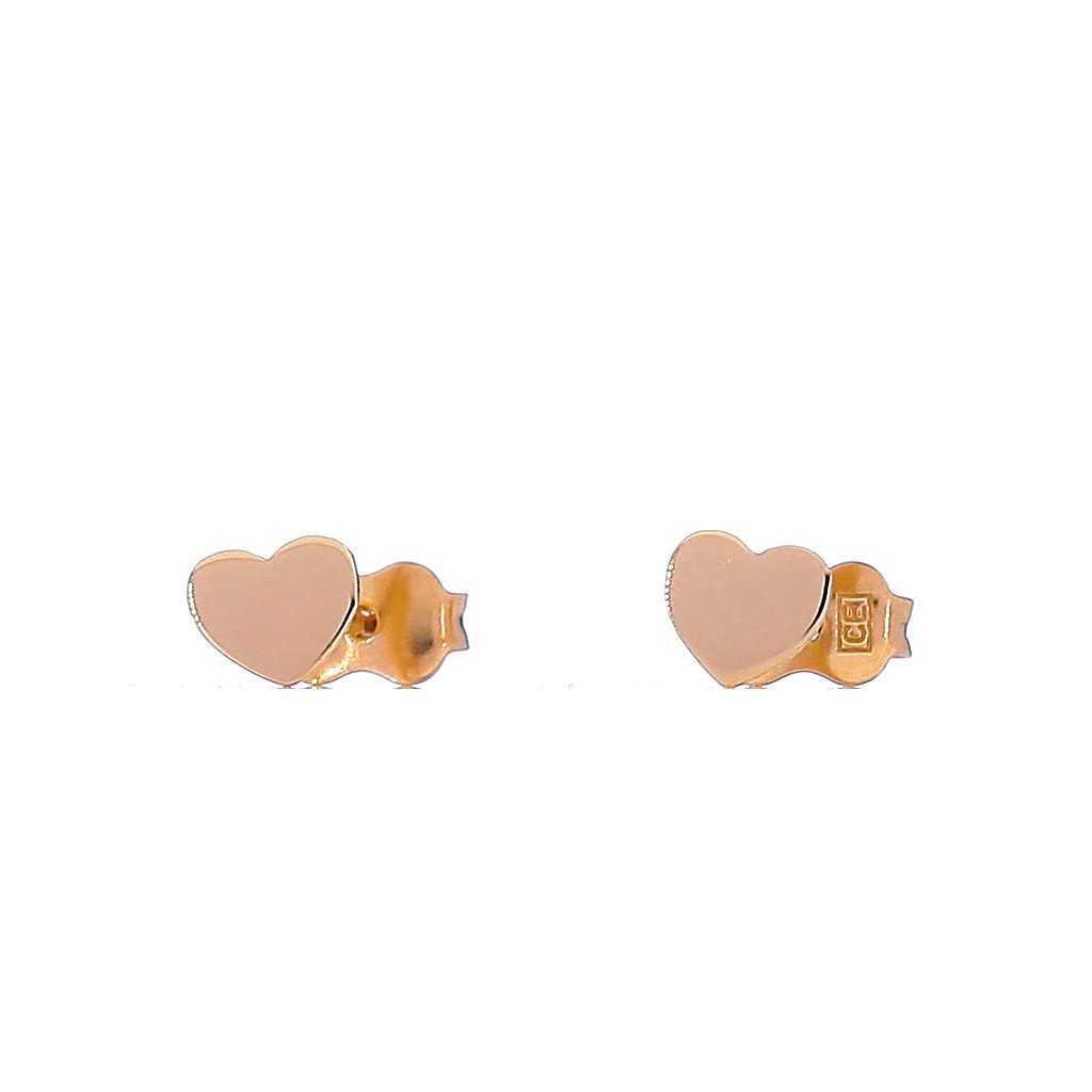Auksiniai auskarai 00428 - Auksiniai auskarai - Goldinga