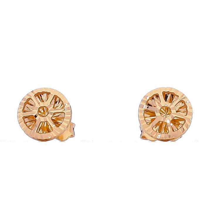 Auksiniai auskarai 00431 - Auksiniai auskarai - Goldinga