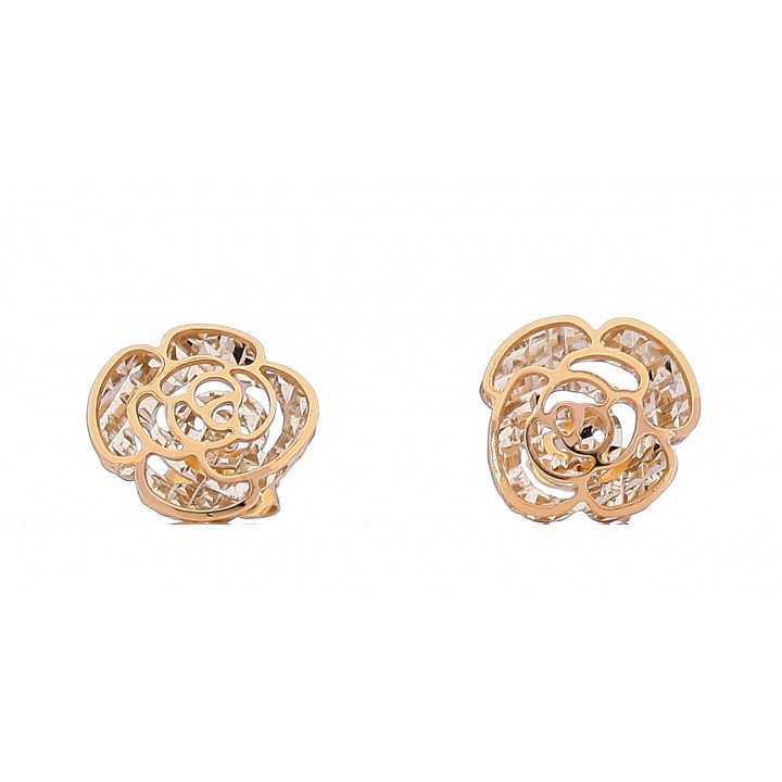 Auksiniai auskarai 00434 - Auksiniai auskarai - Goldinga