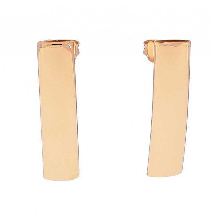 Auksiniai auskarai 00440 - Auksiniai auskarai - Goldinga
