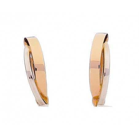 Auksiniai auskarai 00456 - Auksiniai auskarai - Goldinga