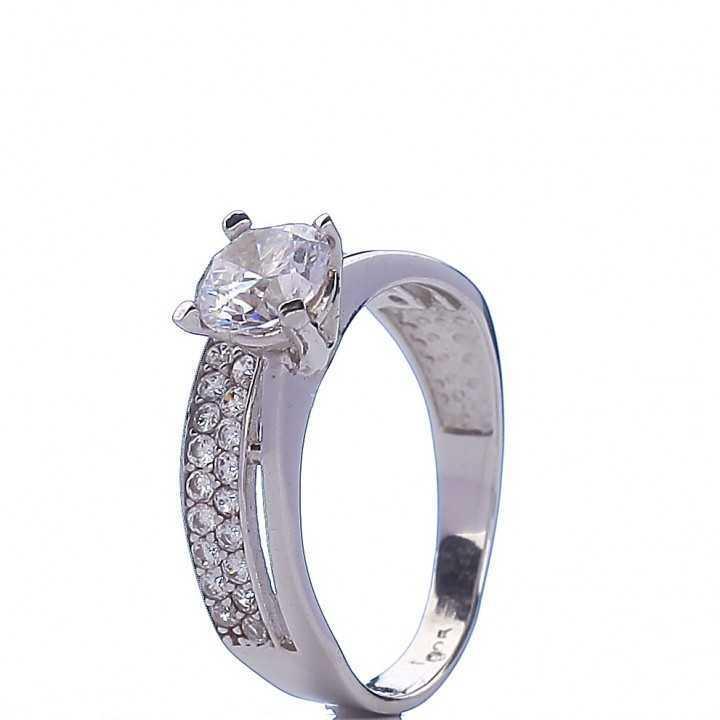 Sidabrinis žiedas 000386600350