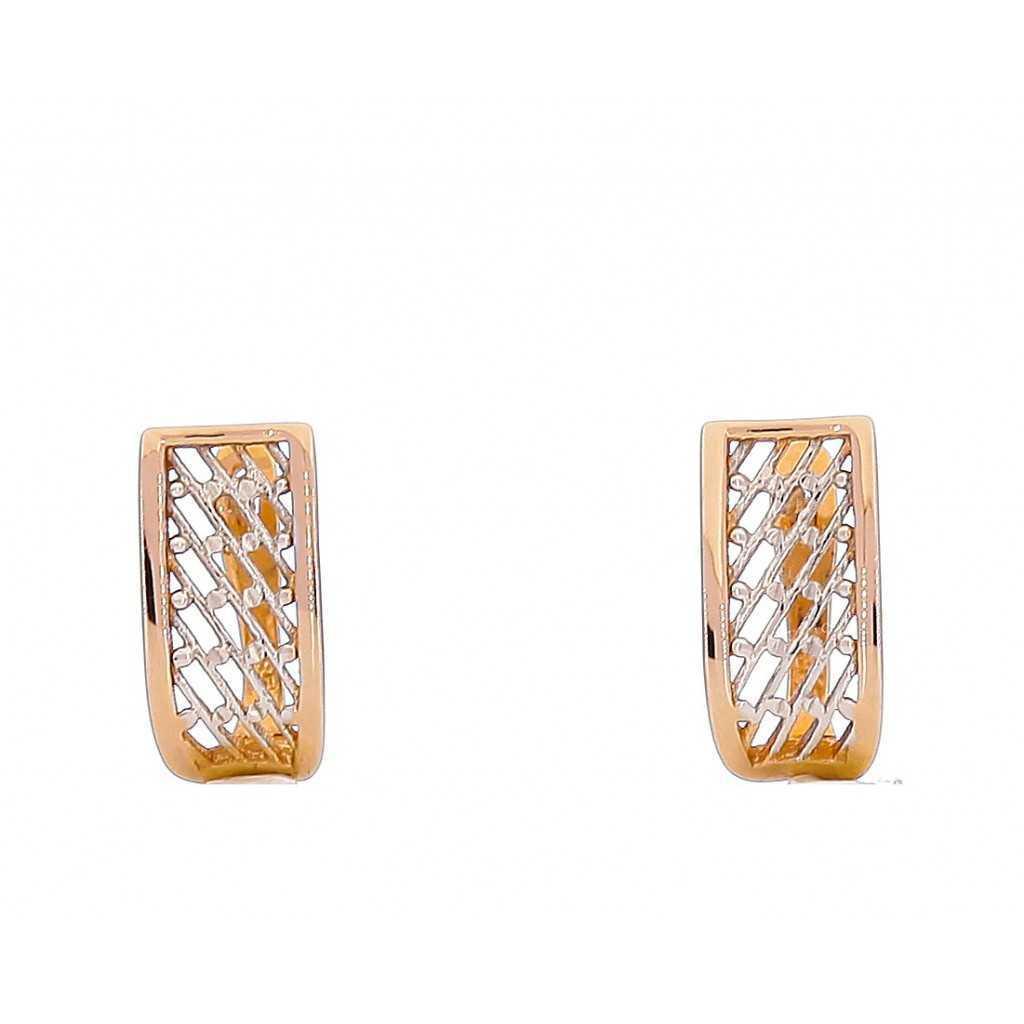 Auksiniai auskarai 00474 - Auksiniai auskarai - Goldinga