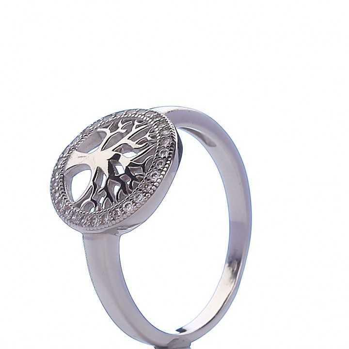 Sidabrinis žiedas 002912400330