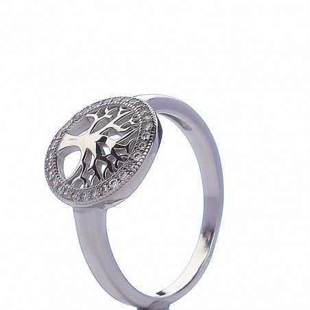 Sidabrinis žiedas 002912400330 - Sidabriniai žiedai - Goldinga