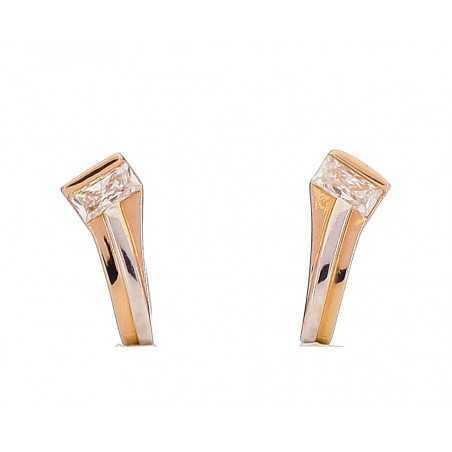 Auksiniai auskarai 00594 - Auksiniai auskarai - Goldinga