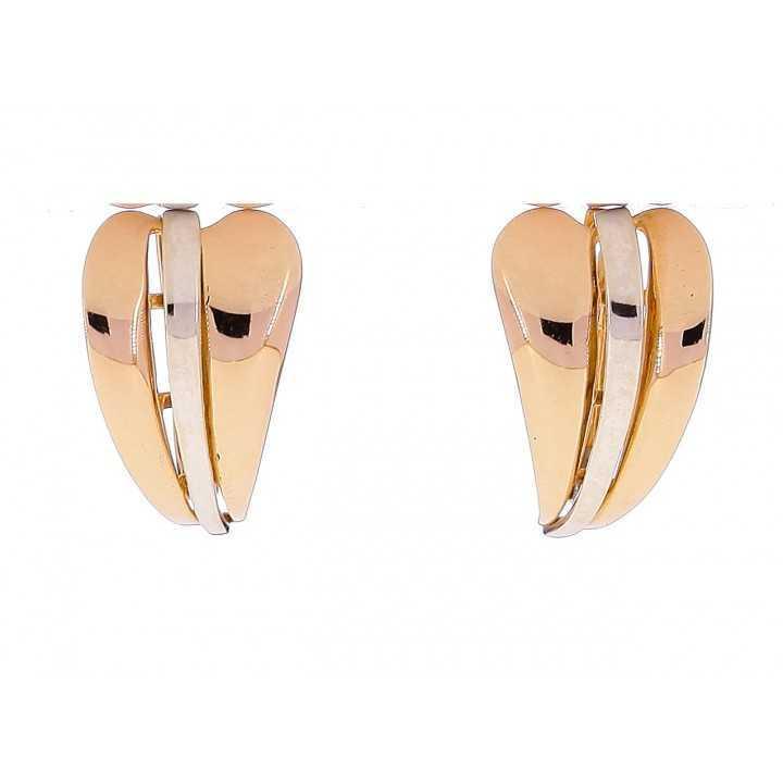 Auksiniai auskarai 00453 - Auksiniai auskarai - Goldinga