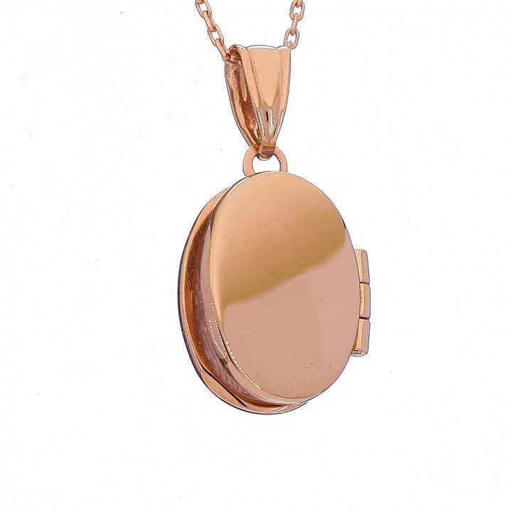 """Auksinis pakabukas """"Medalionas"""" - Auksiniai pakabukai - Goldinga"""