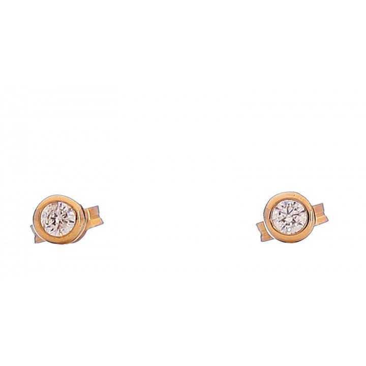 Auksiniai auskarai 00180 - Auksiniai auskarai - Goldinga