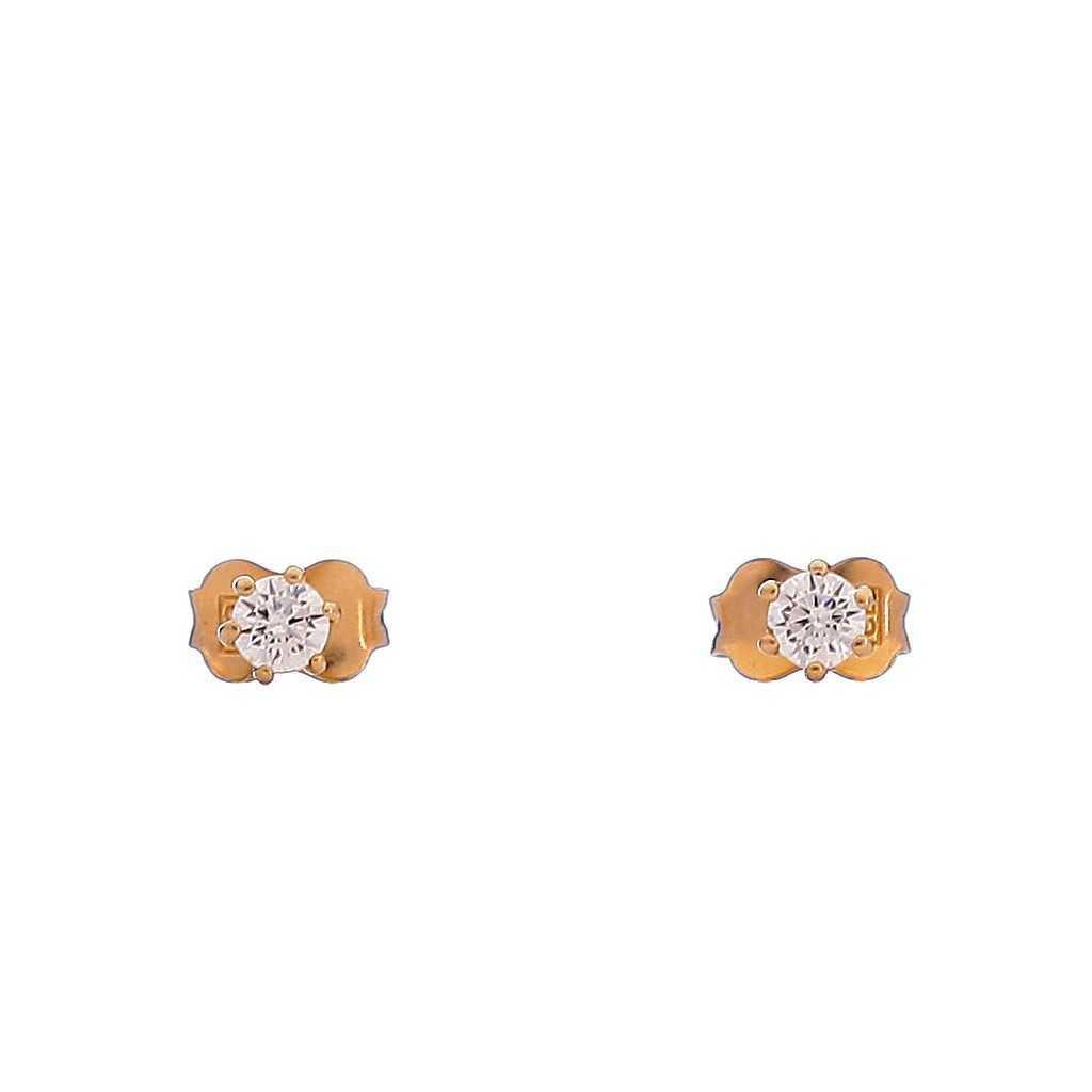 Auksiniai auskarai 00407 - Auksiniai auskarai - Goldinga