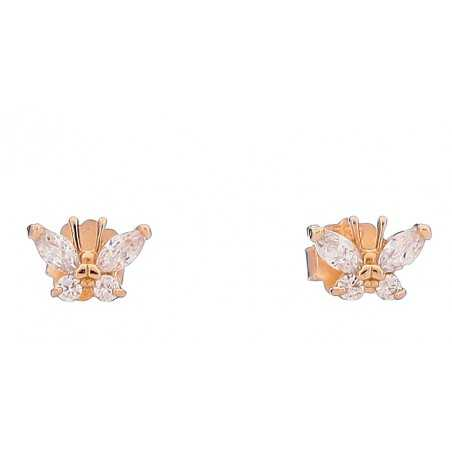 Auksiniai auskarai 00411 - Auksiniai auskarai - Goldinga
