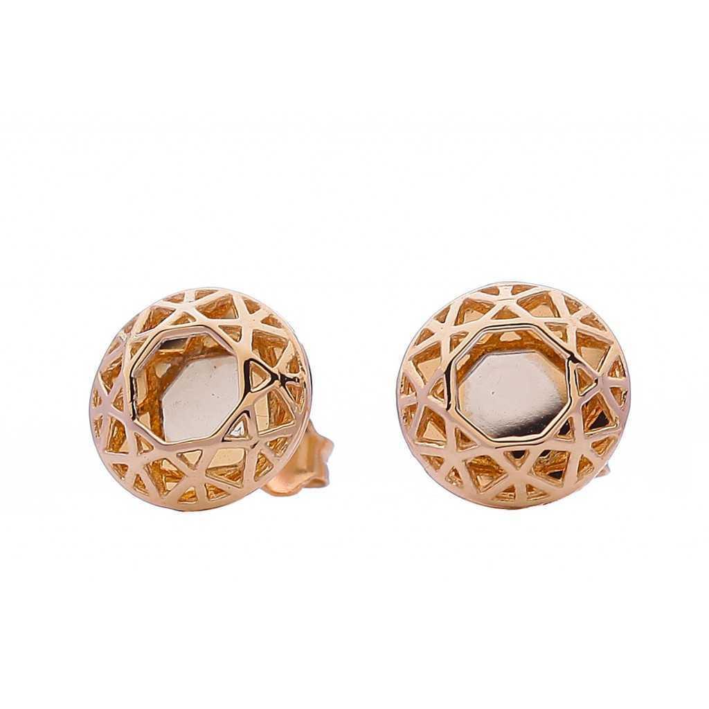 Auksiniai auskarai 00518 - Auksiniai auskarai - Goldinga