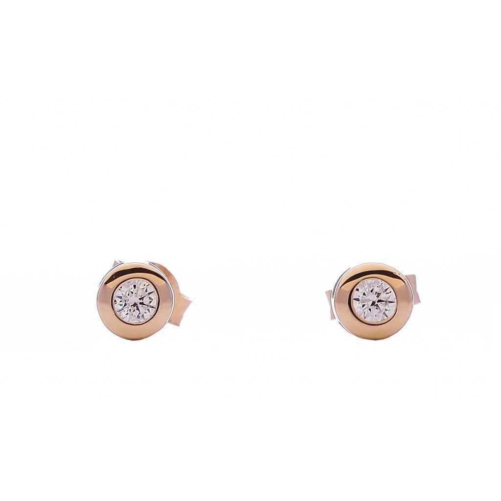 Auksiniai auskarai 00640 - Auksiniai auskarai - Goldinga