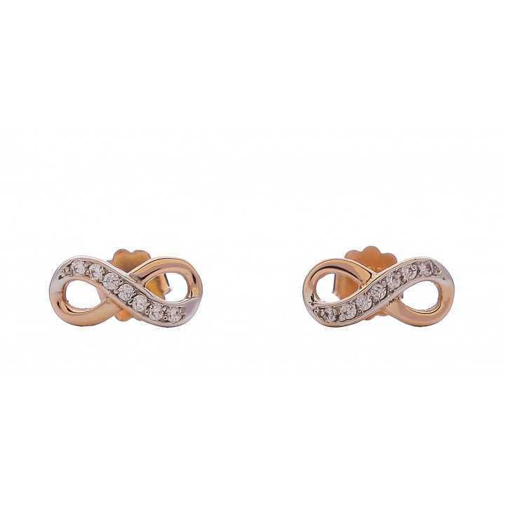 Auksiniai auskarai 00739 - Auksiniai auskarai - Goldinga