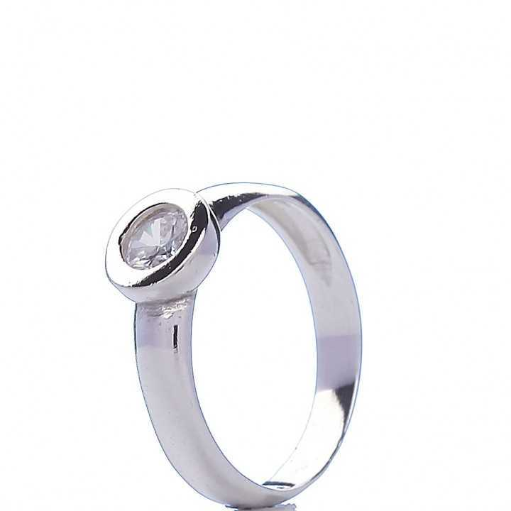 Sidabrinis žiedas 005458600260 - Sidabriniai žiedai - Goldinga