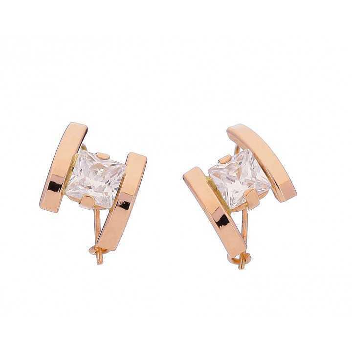 Auksiniai auskarai 005435200243 - Auksiniai auskarai - Goldinga