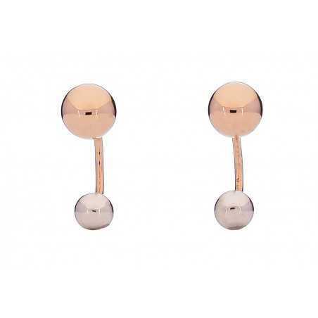 Auksiniai auskarai 006091600172 - Auksiniai auskarai - Goldinga