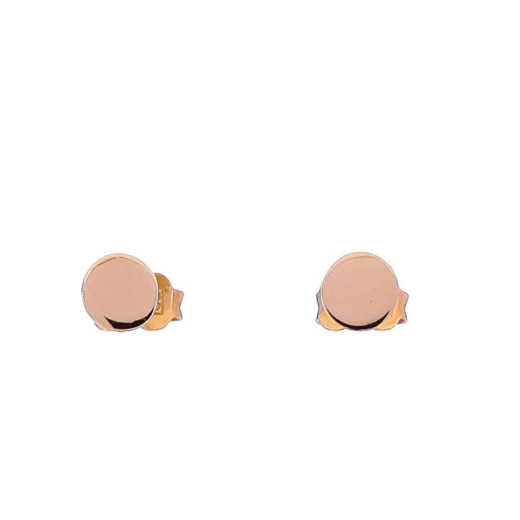Auksiniai auskarai 00419 - Auksiniai auskarai - Goldinga