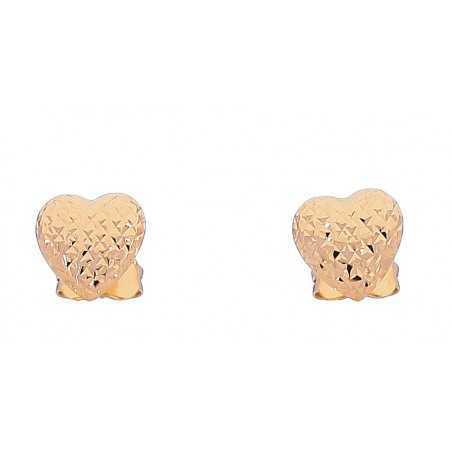 Auksiniai auskarai 00223 - Auksiniai auskarai - Goldinga