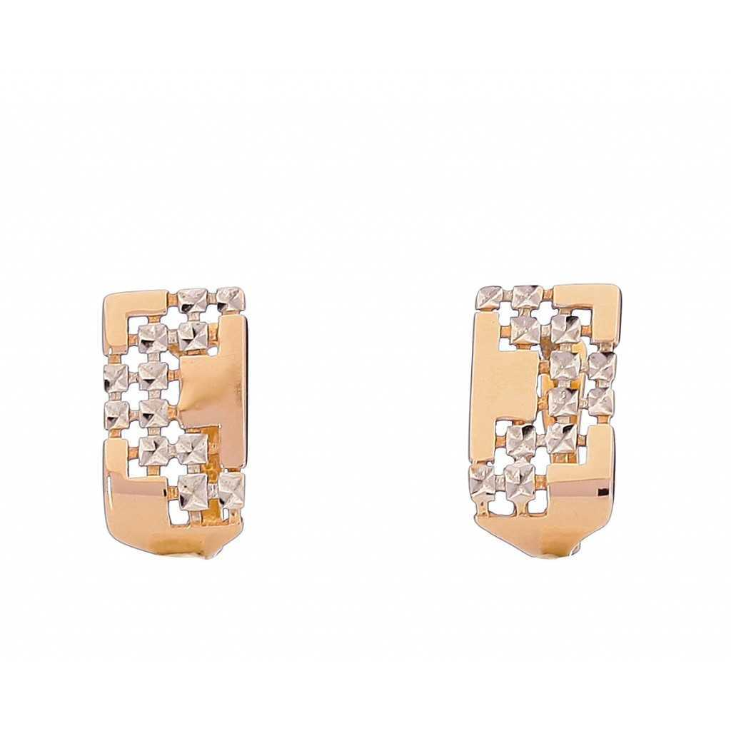 Auksiniai auskarai 00470 - Auksiniai auskarai - Goldinga