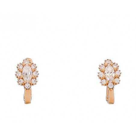 Auksiniai auskarai 00472 - Auksiniai auskarai - Goldinga