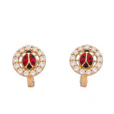 Auksiniai auskarai 00534 - Auksiniai auskarai - Goldinga