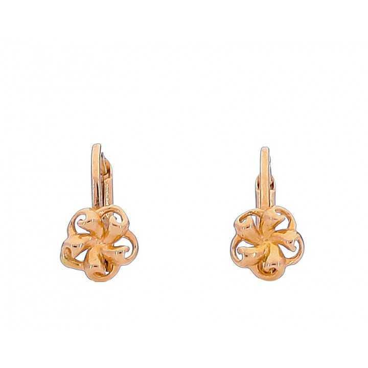 Auksiniai auskarai 00595 - Auksiniai auskarai - Goldinga