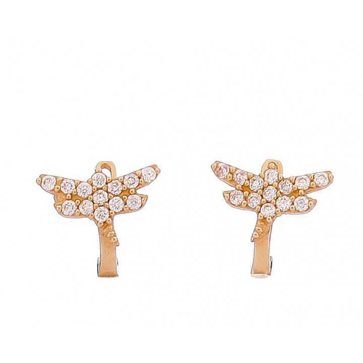 Auksiniai auskarai 00520 - Auksiniai auskarai - Goldinga