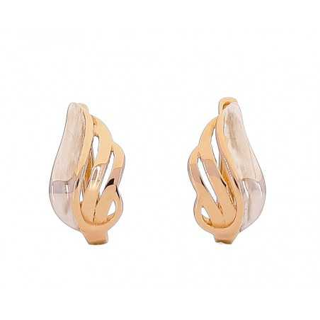 Auksiniai auskarai 00570 - Auksiniai auskarai - Goldinga