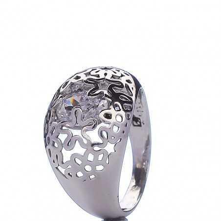 Sidabrinis žiedas 005678400370 - Sidabriniai žiedai - Goldinga