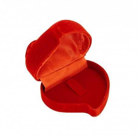 Dėžutė širdelė su rože - Dėžutės - Goldinga