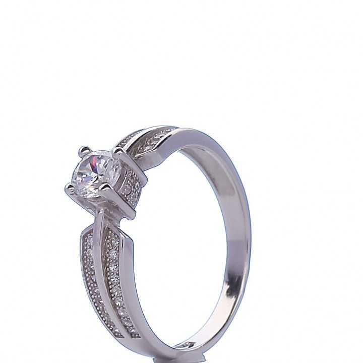 Sidabrinis žiedas 000364700310