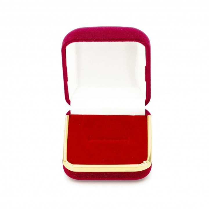 Dėžutė kvadratinė raudona - Dėžutės - Goldinga