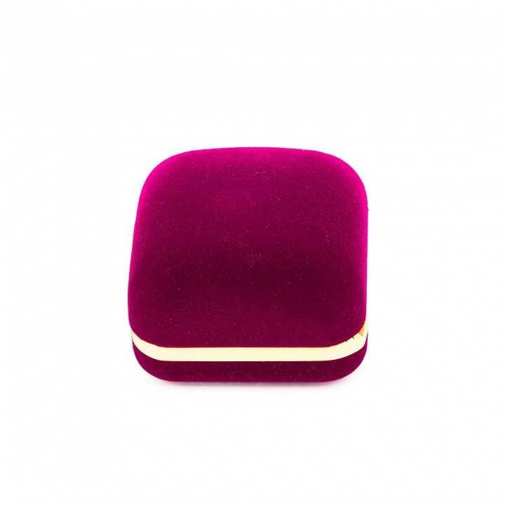 Dėžutė kvadratinė violetinė - Dėžutės - Goldinga