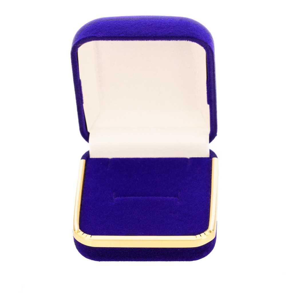 Dėžutė kvadratinė mėlyna - Dėžutės - Goldinga