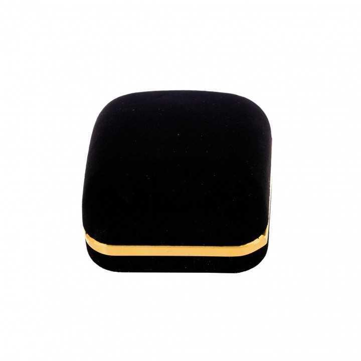 Dėžutė kvadratinė juoda - Dėžutės - Goldinga