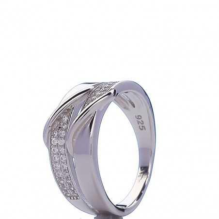 Sidabrinis žiedas 005675900420 - Sidabriniai žiedai - Goldinga
