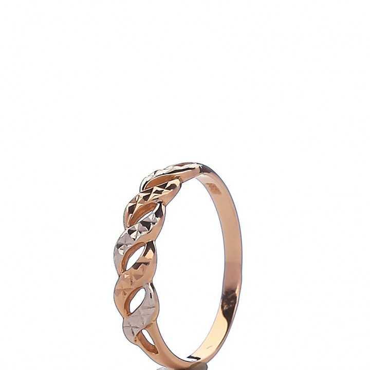 Auksinis žiedas 000030100149 - Auksiniai žiedai - Goldinga