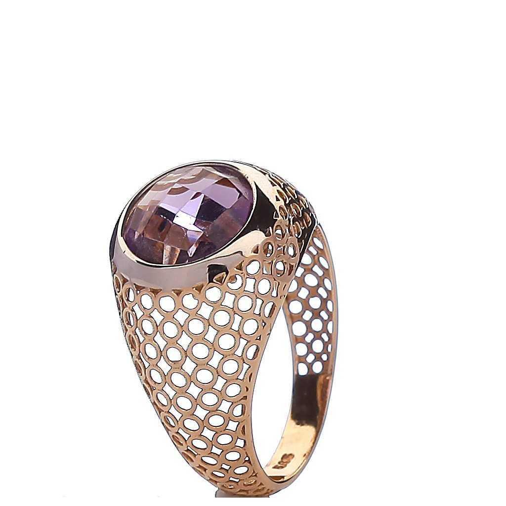 Auksinis žiedas 000031400302 - Auksiniai žiedai - Goldinga