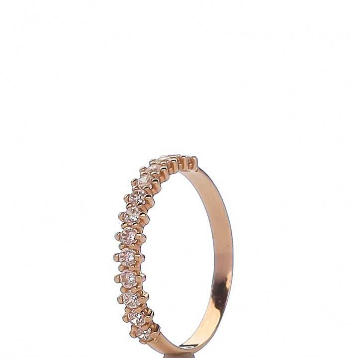Auksinis žiedas 00498 - Auksiniai žiedai - Goldinga