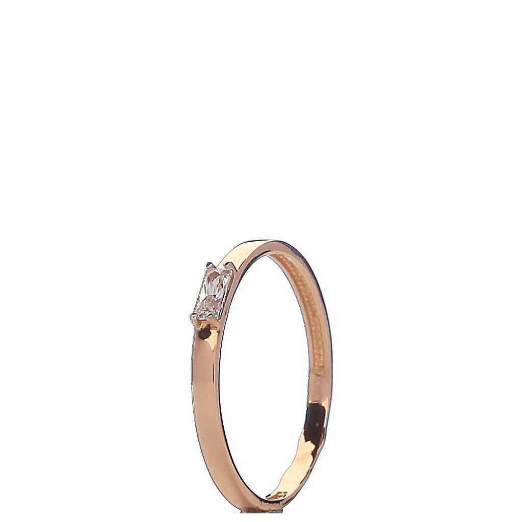 Auksinis žiedas 00566 - Auksiniai žiedai - Goldinga